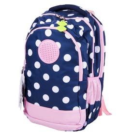 Pixie hátizsák lányoknak, 69 pixellel