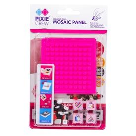Pixie öntapadós mozaiklap, rózsaszín, 69 pixellel