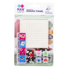 Pixie öntapadós mozaiklap, sötétben világító, 69 pixellel