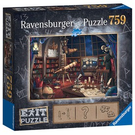 Csillagvizsgáló 759 darabos Exit puzzle