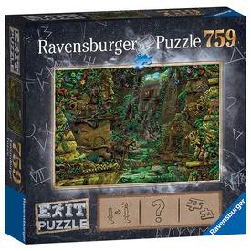 Puzzle Exit 759 db - Dzsungeltemplom