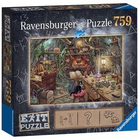 Boszorkánykonyha 759 darabos Exit puzzle