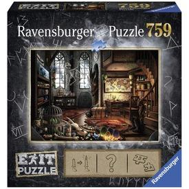 Sárkány labor 759 darabos Exit puzzle