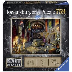 Vámpírkastély 759 darabos Exit puzzle