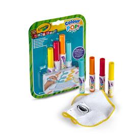 Crayola Color Pops szőnyeg utánt. filc 4db