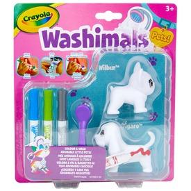 Crayola Washimals - kimosható kutyusok