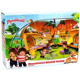 Monchhichi ház deluxe készlet