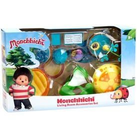 Monchhichi nappali játékkészlet - többféle