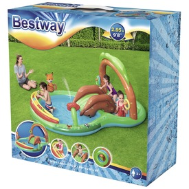 Bestway 53093 Mesés játékközpont 295x199x130 cm