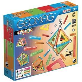 Geomag Confetti 32 darabos készlet