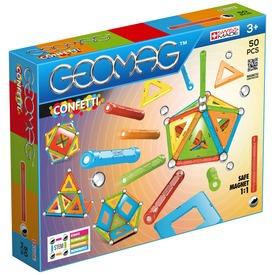 Geomag Confetti 50 darabos készlet