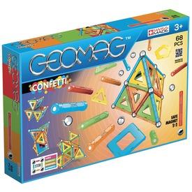 Geomag Confetti 68 darabos készlet