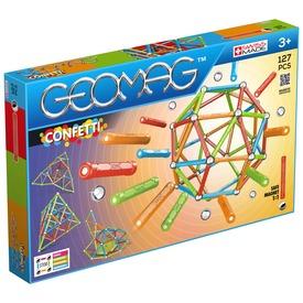 Geomag Confetti 127 darabos készlet