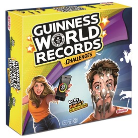 Guinnes World Records Challenges - társasjáték