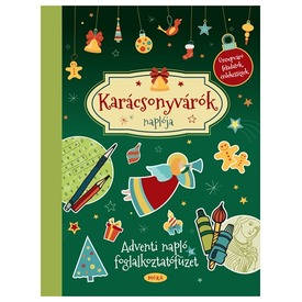 Karácsonyvárók különleges naplója - Adventi napló