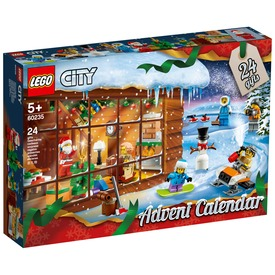 LEGO® City Adventi kalendárium 60235