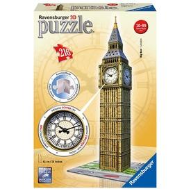 Big Ben órával 216 darabos 3D puzzle