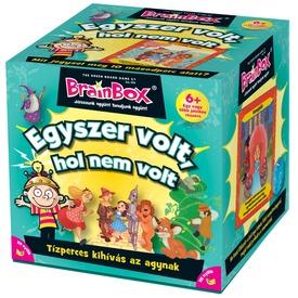 BrainBox - Egyszer volt hol nem volt társasjáték
