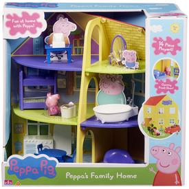 Peppa malac családi háza