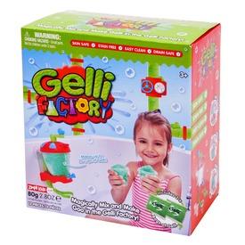 Gelli Factory - fürdőzselé gyár
