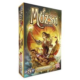 Múzsa - Sugallatok társasjáték