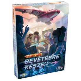 Pandemic bevetésre készen társasjáték