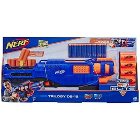 NERF Elite trilogy DS-15 kilövő