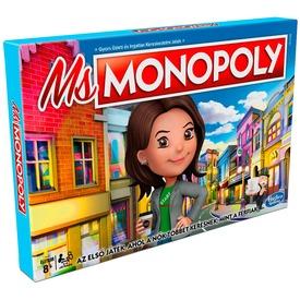 Ms Monopoly - társasjáték
