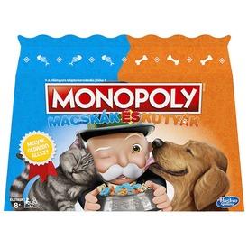 Monopoly - Macskák és kutyák társasjáték