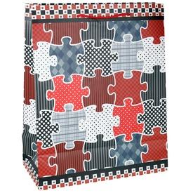 Papírtasak színes puzzle 3346