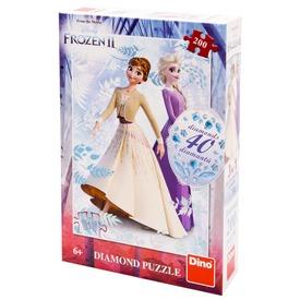 Jégvarázs 2 - 200 darabos ékköves puzzle