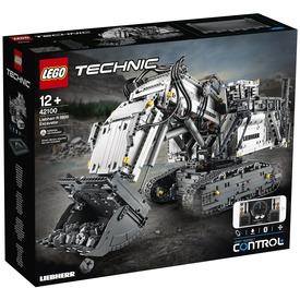 LEGO® Technic Liebherr R9800 exkavátor 42100