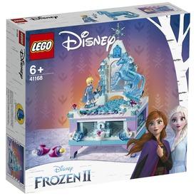 LEGO® Disney Elza ékszerdoboza 41168