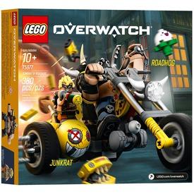 LEGO® Overwatch Junkrat és Roadhog 75977