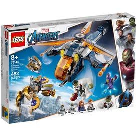 LEGO® Super Heroes Bosszúállók Hulk helikopteres mentése 76144