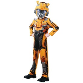 Transformers Bumblebee póló és maszk - 104 cm