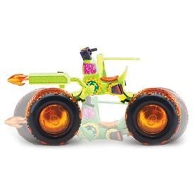 Tini Ninja járművek egy exkluzív figurával, szortimentben