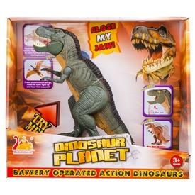 Sétáló dinó - világít, hangot ad