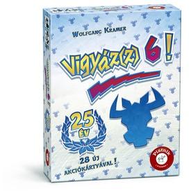 Vigyáz(z)6! kártyajáték - 25 éves jubileumi kiadás