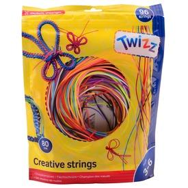 Twizz - vastag scobidoo fonal 80 cm /96 szál
