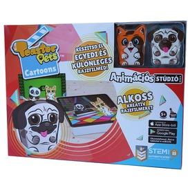 Toaster Pets rajzfilmkészítő stúdió készlet