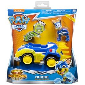 Mancs Őrjárat - Super Chase járműben
