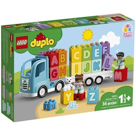 LEGO® DUPLO MY FIRST betűautó 10915