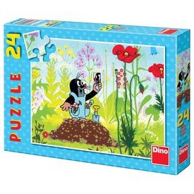Kisvakond nadrágban 24 darabos puzzle Itt egy ajánlat található, a bővebben gombra kattintva, további információkat talál a termékről.