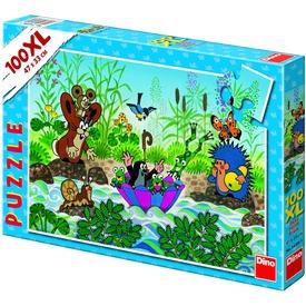 Kisvakond csónakázik 100 darabos XL puzzle Itt egy ajánlat található, a bővebben gombra kattintva, további információkat talál a termékről.