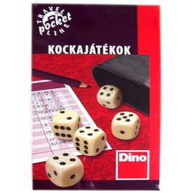 Kockajátékok úti társasjáték Itt egy ajánlat található, a bővebben gombra kattintva, további információkat talál a termékről.