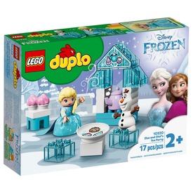 LEGO® DUPLO Princess 10920 Elsa és Olaf teapartija