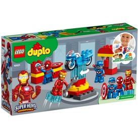 LEGO® DUPLO Super Heroes 10921 Szuperhős labor