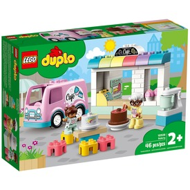 LEGO® DUPLO TOWN pékség 10928