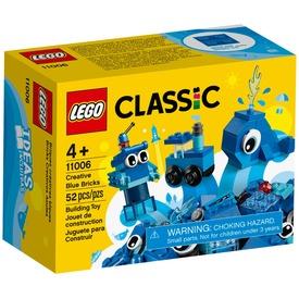 LEGO® Classic Kreatív kék kockák 11006